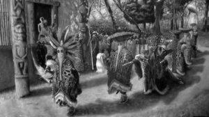 bamiléké-histoire juju hat