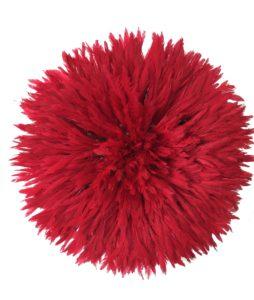 juju hat rouge