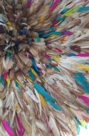 Juju Hat multicolore - Soldes