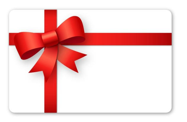 Carte Cadeau Maison Marie